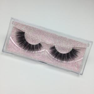 Lash Envy Beauty Faux Mink No 5