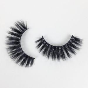 Luxury No.6 3D Faux Mink False Eyelashes Lash Envy Beauty
