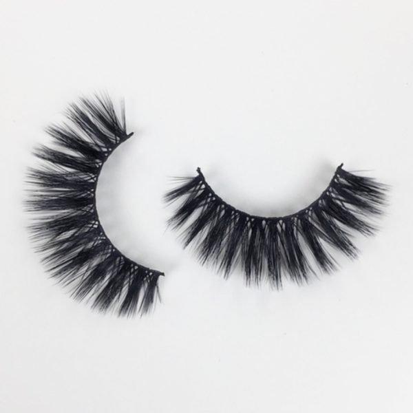 Luxury No.6 3D Faux Mink False Eyelashes Lash Envy Beauty