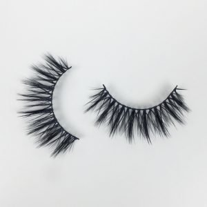 Luxury No.2 3D Faux Mink False Eyelashes Lash Envy Beauty