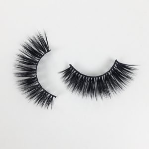 Luxury No.5 3D Faux Mink False Eyelashes Lash Envy Beauty