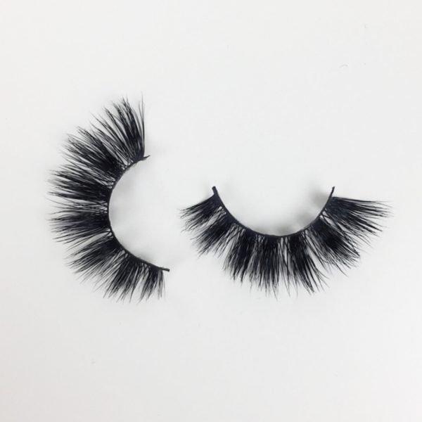 Luxury No.5 3D Mink False Eyelashes Lash Envy Beauty
