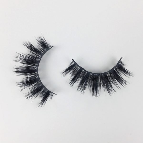 Luxury No.6 3D Mink False Eyelashes Lash Envy Beauty