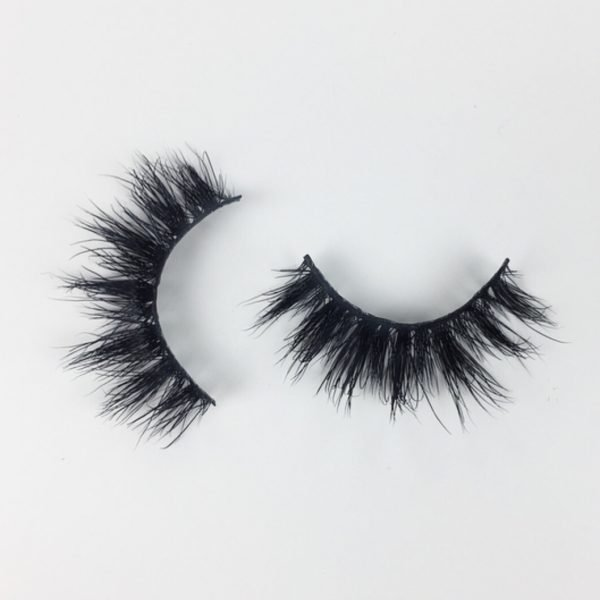 Luxury No.3 3D Mink False Eyelashes Lash Envy Beauty